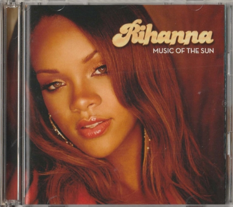 [일본반] Rihanna - Music Of The Sun [+2 Bonus Track][CD+DVD]