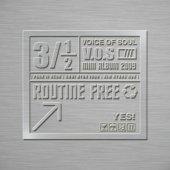 [미개봉] 브이오에스 (V.O.S.) / 3.5집 - Routine Free (Digipack/미개봉)