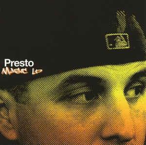[수입] Presto - Magic LP