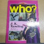 Who? J.K. Rowling 조앤롤링 (영문판)