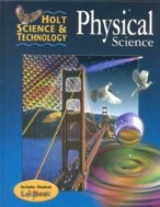 [영어원서 과학] Holt Science & Technology: Physical Science [양장]