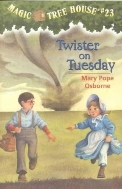 Magic Tree House. 23: Twister on Tuesday