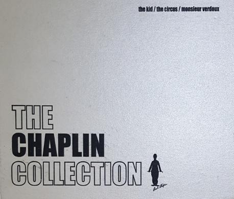 The Chaplin Collection (DVD 콜렉션 총 6장 // 키드 2장 / 서커스 2장 / 살인광 시대 2장)