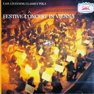 V.A. / Easy Listening Classics Vol.6 - Festive Concert In Vienna (미개봉/medcd29)