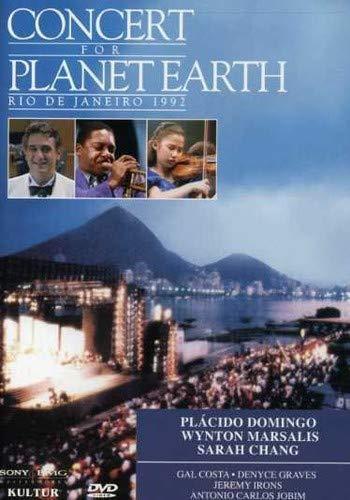 Concert for Planet Earth Rio de Janeiro 1992 Domingo, Sarah Chang (장영주 어릴 적)