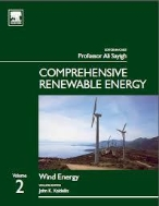 Comprehensive Renewable Energy (Vol. 2) - Wind Energy (Hardcover)