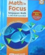 9780669010862 Math in Focus, Grade 1: The Singapore Approach    9780669010862  [상현서림]  /사진의 제품     ☞ 서고위치:RM 2 * [구매하시면 품절로 표기됩니다]