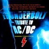 [미개봉] V.A. (Tribute) / Thunderbolt Tribute To AC/DC