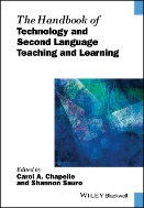 Handbook of Technology And Second Language Teaching And Learning