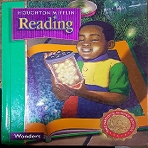 Reading:Wonders(1.5) (Houghton Mifflin)  /15-2