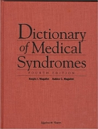Dictionary of Medical Syndromes, 4/ed   (ISBN : 9780397584185)
