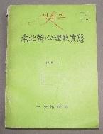 남북한 심리전실태 1974년,5 ( 대외비 ) 중앙정보부