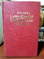 Cassells Latin-English English-Latin Dictionary -겉표지 없음-절판된 귀한책-아래사진참조-