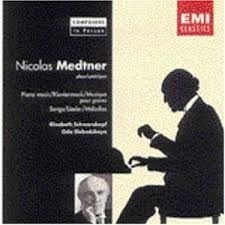 Nicolas Medtner / Composers In Person : Nicolas Medtner (수입/758392)