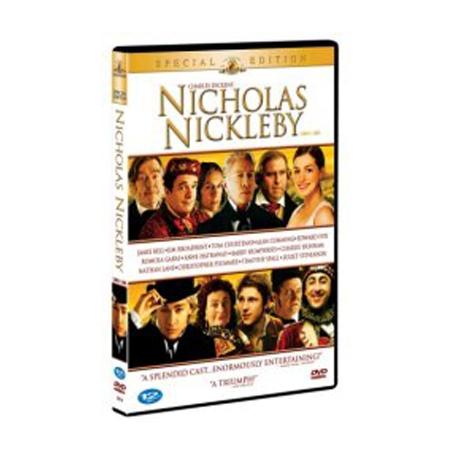 (DVD) 니콜라스 니클비 (Nicholas Nickleby)