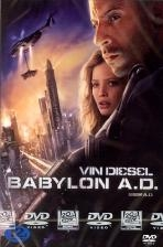 바빌론 A.D. [BABYLON A.D.] [14년 2월 폭스 로보캅 개봉기념 프로모션] [1disc]