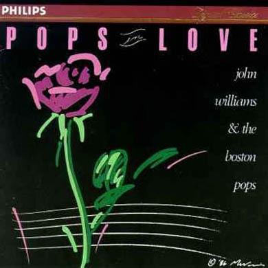 John Williams / 팝스 인 러브 (Pops in Love) (DP0311)