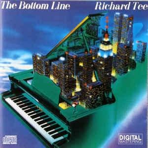 [일본반] Richard Tee - The Bottom Line