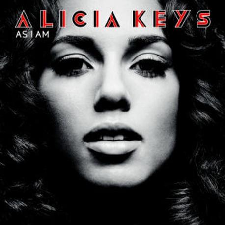 [일본반] Alicia Keys - As I Am [+1 Bonus Track]