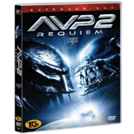 (DVD) 에이리언 vs 프레데터 2 (AVP2, Aliens vs Predator2, 1disc)