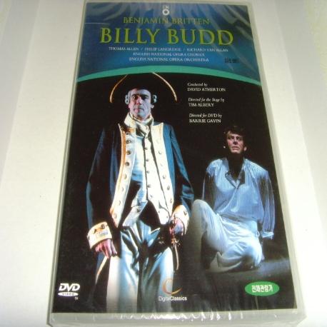 브리튼: 빌리 버드 [BRITTEN: BILLY BUDD/ DAVID ANTHERTON] [09년 2월 클래식 절판행사] 새상품 입니다.