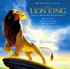 Lion King (라이온 킹) O.S.T. - Original Motion Picture Soundtrack