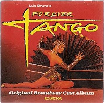 [일본반] O.S.T - Luis Bravo's Forever Tango (Original Broadway Cast Album) [2CD]