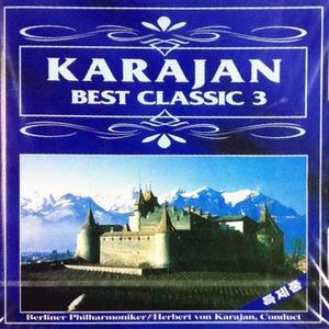 Herbert Von Karajan : Karajan Best Classic 3 (미개봉/nis7006)