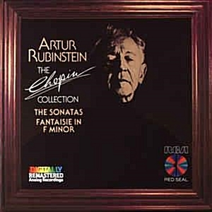 [수입] Arthur Rubinstein - The Chopin Collection: The Sonatas - Fantaisie In F Minor