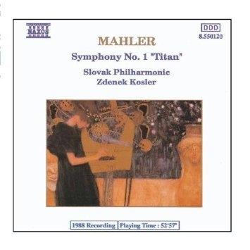 Zdenek Kosler / Mahler : Symphony No. 1