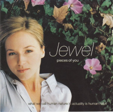 [일본반] Jewel - Pieces Of You [+2 Bonus Tracks]