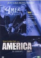 [미개봉] [DVD] America Live In Concert (미개봉)
