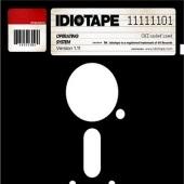 이디오테잎 (Idiotape) / 11111101 (Digipack)