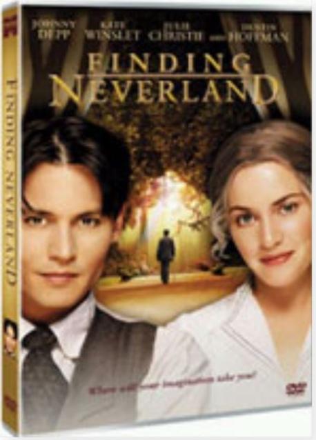Finding Neverland 네버랜드를 찾아서