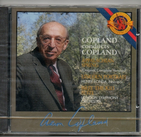 Copland Conducts Copland Billy The Kid