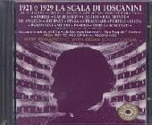 [미개봉] V.A. / 1921-1929 La Scala Di Toscanini (수입/미개봉/AB78508)