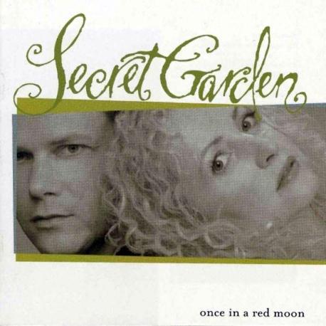 [수입] Secret Garden - Once In A Red Moon