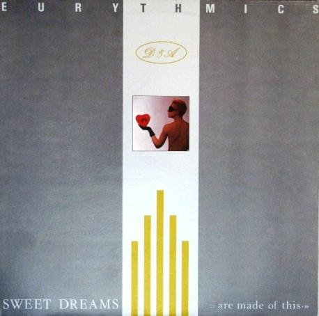 SWEET DREAMS [LP] [1984년 지구레코드 오리지널 발매반][반품절대불가]