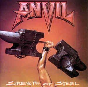 [수입] Anvil - Strength Of Steel [Digipak]