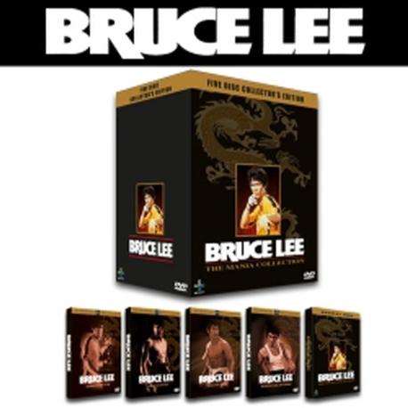 이소룡(브루스리) BRUCE LEE DVD5종SET    ( 정무문 + 사망유희 + 맹룡과강 + 당산대형 + SPECIAL DISC ) 미개봉 새상품 입니다.
