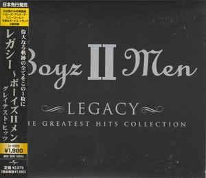 [일본반] Boyz II Men - Legacy - The Greatest Hits Collection