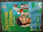 OXFORD / BASIC TACTICS FOR LISTENING 제2판 + CD1장 / Jack C. Richards -꼭 아래참조