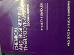Chemical and Engineering Thermodynamics Second edition