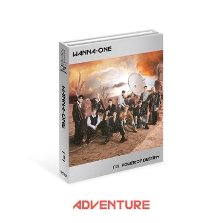 워너원 (Wanna One) - 1¹¹=1 (Power Of Destiny) (Adventure Ver. )