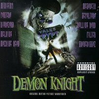[중고] O.S.T. / Demon Knight