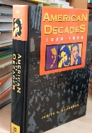 American Decades 1920-29 (Hardcover)  /170