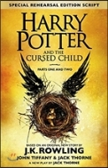 [예약판매][원서] 해리 포터 Harry Potter and the Cursed Child _part 1 & 2