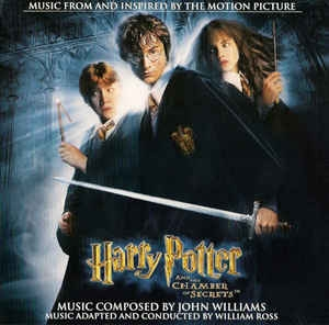 [수입] O.S.T. (John Williams) - Harry Potter & The Chamber Of Secrets [CD+CD-ROM][Limited Edition]