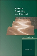 Partial Stability and Control  (ISBN : 9780817639174)