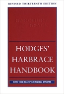 HODGE HARBRACE HANDBOOK Revised 13 edition